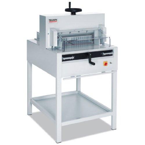 MBM 4815 Semi Automatic Paper Cutter - Semi Automatic Paper Cutter