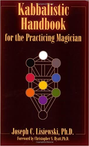 Amazon com: Kabbalistic Handbook For The Practicing Magician: A