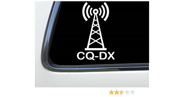 "ThatLilCabin Ham Radio Value Pack custom 3-6/"" decal AS1459"