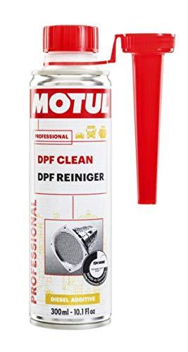 MOTUL Limpiador de Filtro Particulas Diesel DPF Clean 300ml