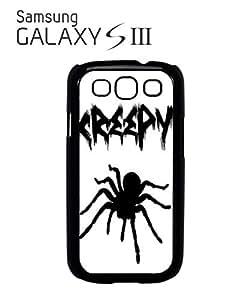 Creepy Tarantula Spider Mobile Cell Phone Case Samsung Galaxy S3 Black