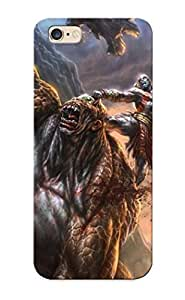 Runandjump 8e49a461570 Case Cover Skin For Iphone 6 Plus (god Of War Iii )/ Nice Case With Appearance