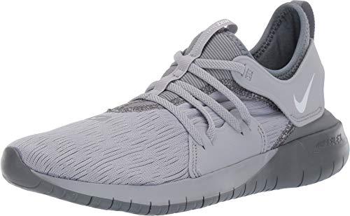 Nike Women's Flex Contact 3 Running Shoe, Wolf Grey/White/Cool Grey, Size 7.5