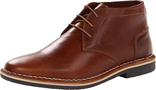 Steve Madden Men's Harken Chukka Boot Cognac Leather low shipping fee cost online sale cheap online free shipping clearance store jDXLy