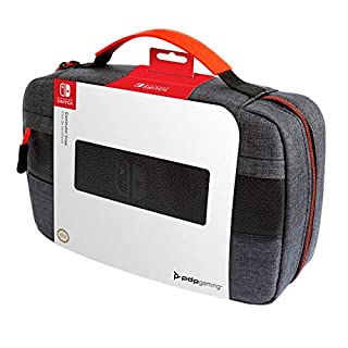 PDP Nintendo Switch Elite Commuter Case Compatible with Switch and Switch Lite, 500-139
