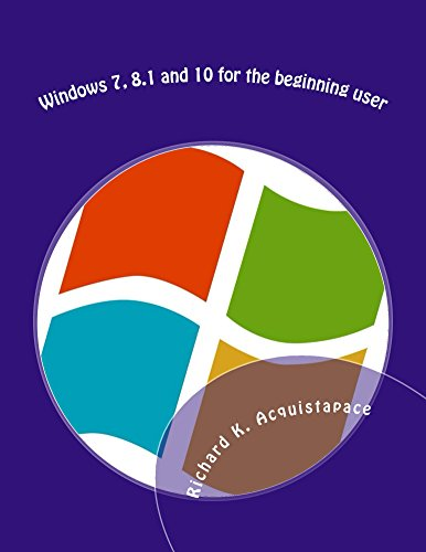 Windows 7, 8 and 10 for the beginning user Pdf