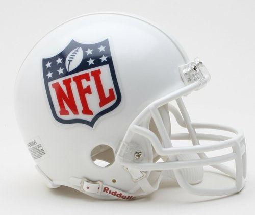 (Riddell NFL Shield Replica Mini Helmet)