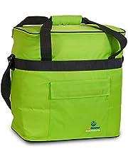 Große Kühltasche Cool Butler 40, grün von Outdoorer