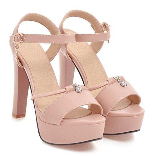 Haut Coolcept De Pink Talon Sandales Femmes Mariage 41 Aiguille q4rAI4y7w
