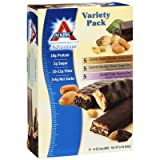 Atkins Advantage-Caramel Variety Pack, 15ct by Atkins