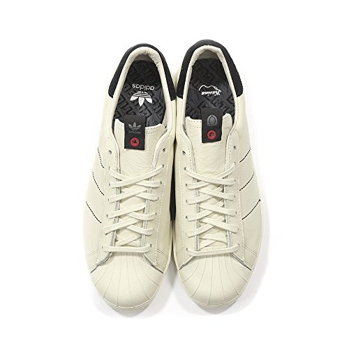 Adidas Mens Superstar 80s Kasina Bb1835 (misura: 13)