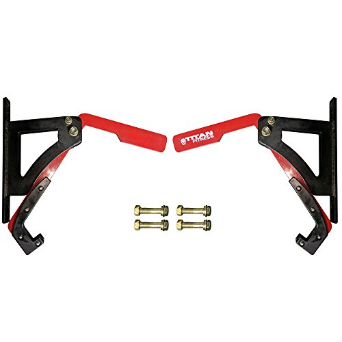 Titan Bolt- On Rack Mounted Monolift Attachment for X-2 Power Rack
