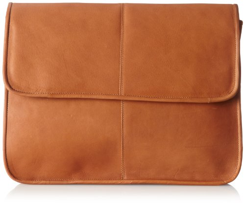 David King & Co. 1/2 Flap-Over Envelope, Tan, One -