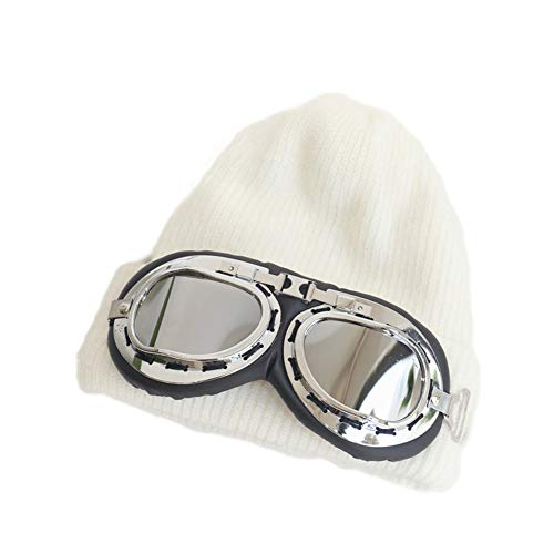 YXDDG Women's Winter Beanie hat Fleece Lined,Plain Knit Cap Cold Winter Cuff Beanie,with ()