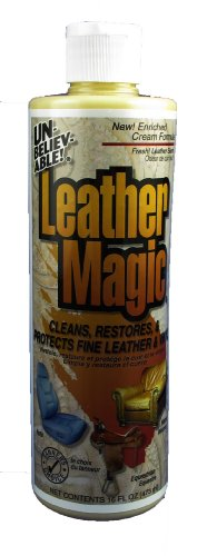 Unbelievable! ULM-16 16 Oz. Leather Magic Leather & Vinyl Cleaner (Case of 12) by Core Products Company