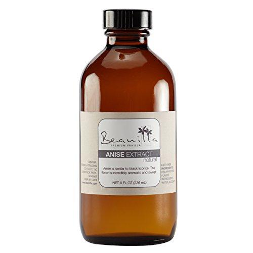 - Anise Extract - 8 fl oz