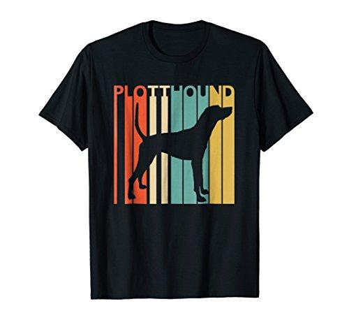 (Vintage Retro Plott Hound Dog T-shirt)