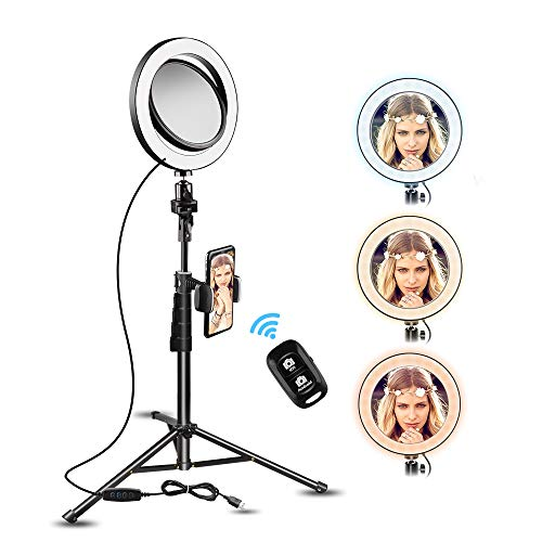 UBeesize RingLight Smartphone Photography Compatible product image