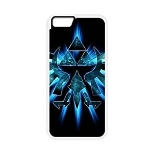 The Legend of Zelda Phone Case And One Free Tempered-Glass Screen Protector For iPhone 6,6S 4.7 Inch X58254