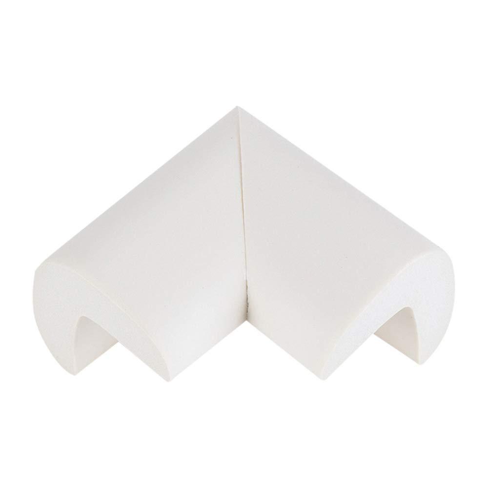 paracolpi per paraurti KAIROSF Set di protezioni per cuscino da tavolo protezione per la sicurezza del bambino 4 pezzi