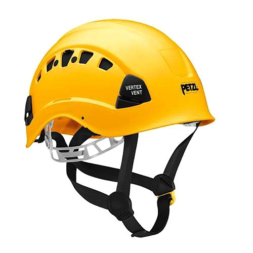 Petzl VERTEX VENT ANSI helmet Yellow A10VYA with a FREE drawstring storage bag by Petzl