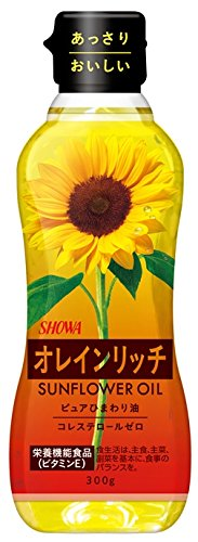 Showa oleic rich 300gX2 pieces by Showa Sangyo Co., Ltd.