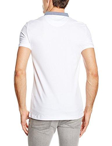 603 Polo White Uomo Depetit Celio Bianco optical YB0qwq