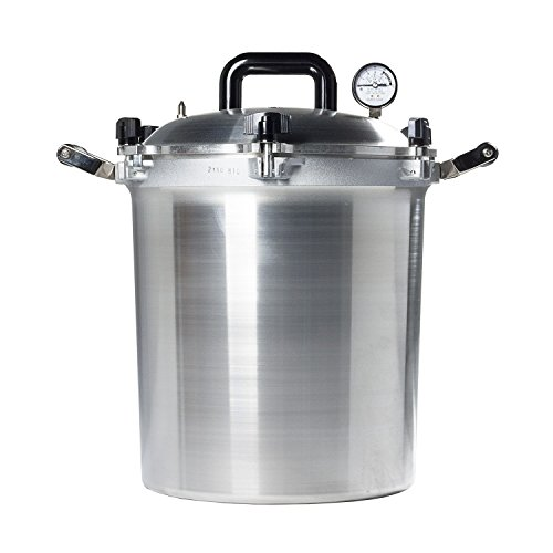 30 qt Pressure Canner 30 Quart by Wisconsin Aluminum Foundry Company