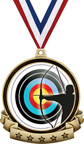 Archery Medals - 2.5