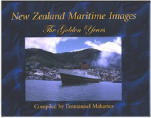 New Zealand Maritime Images: the Golden Years (Map Of Australia And New Zealand Image)