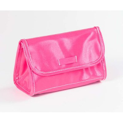 Pink Toile Luggage - Clava Women's Wellie Toiletry/Cosmetic Pouch,Fuschia