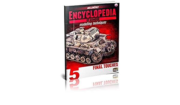 Encyclopedia of Armour Modelling Techniques #5 Final Touches English