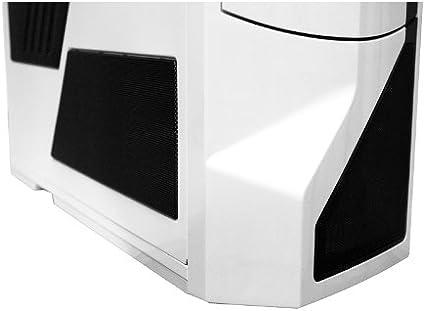 NZXT - Caja de Ordenador Phantom Formato ATX (PHAN-001WT), Color Blanco: Amazon.es: Informática