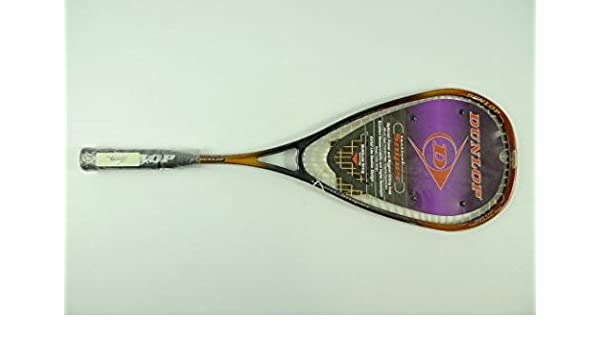 Dunlop Tactical Sniper Squashschläger Racquet Squash OS strung ...