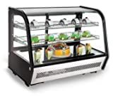Omcan RTW-160L 35'' Countertop Refrigerated Showcase