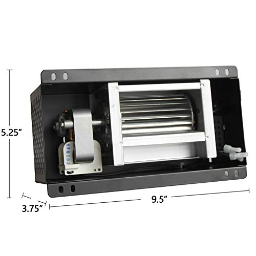 Mr. KAN Speed Variable S31105 Blower Fan for GHP Group, Monessen / Majestic (MHSC Brands ...