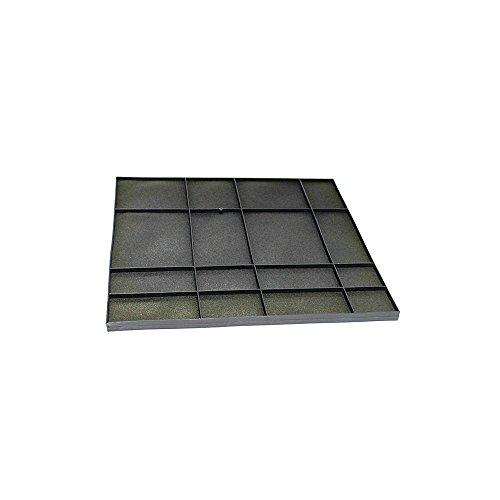 Ingersoll Cutting Tools - FLR1009 - Filter 20 x 22 x 1 - Ingersoll Cutting Tool