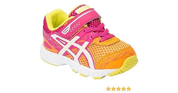Zapatillas Asics GT 1000 3 naranja blanco rosa mujer