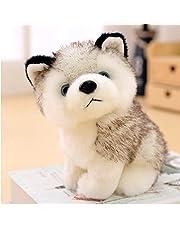 El Perro Relleno Pequeños Juguetes De Peluche Perrito para Los Niños Los Niños Muñeca del Regalo De Mascotas Mimosa Suave Muñecas