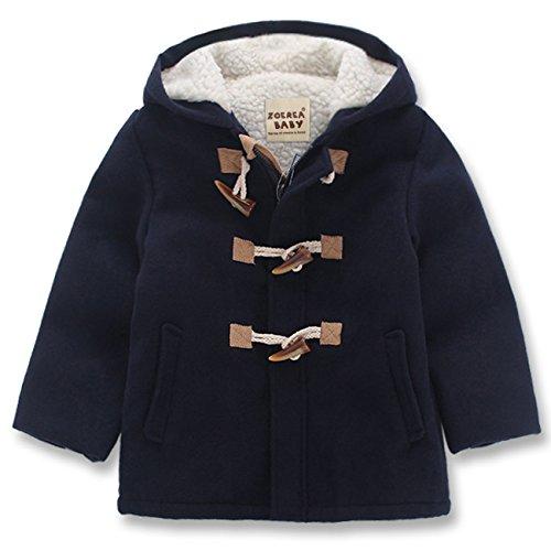 Velvet Winter Coat - 9