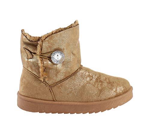 Bottine Avec Shoes Daim Style Fourrée Camel Bijoux Femme By gZ7wqzTfT