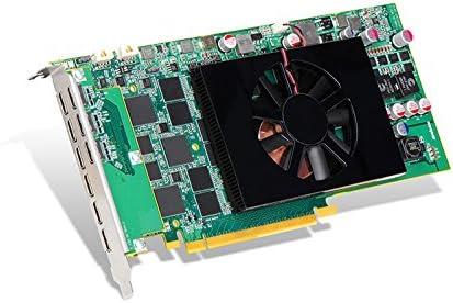 Tarjeta gr/áfica Matrox C900 PCIe x16 4 GB, GDDR5, 1920 x 1200 Pixeles, PCI Express x16 3.0