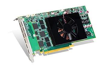 Matrox C900 PCIe x16 - Tarjeta gráfica (4 GB, GDDR5, 1920 x ...