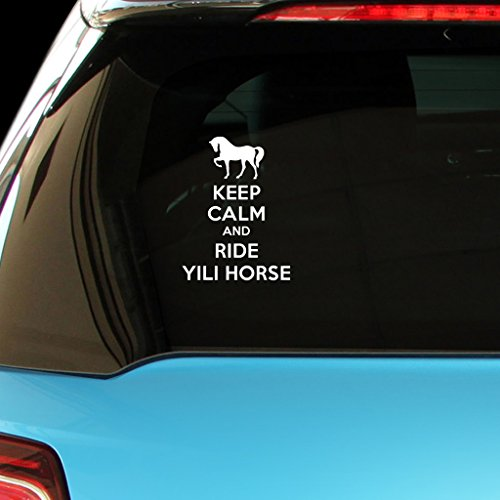keep-calm-and-ride-yili-horse-car-laptop-wall-sticker
