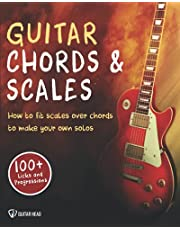 Guitar Chords & Scales: How To Fit Scales Over Chords To Make Your Own Solos