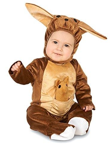 Kangaroo Baby Costume (Kangaroo and Babyroo Infant Costume 12-18M)