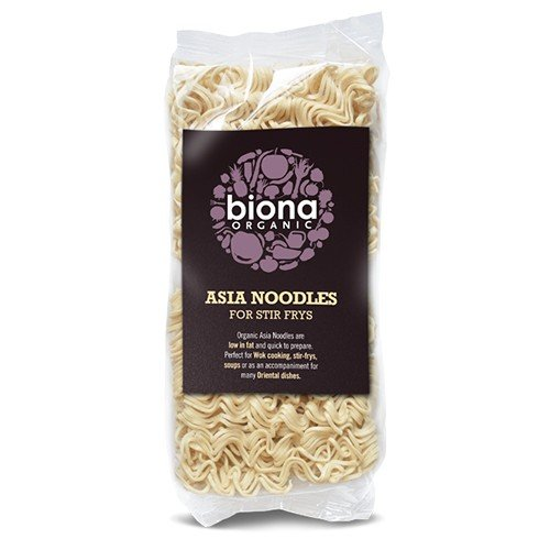 (3 PACK) - Biona - Organic Asia Style Noodles | 250g | 3 PACK BUNDLE