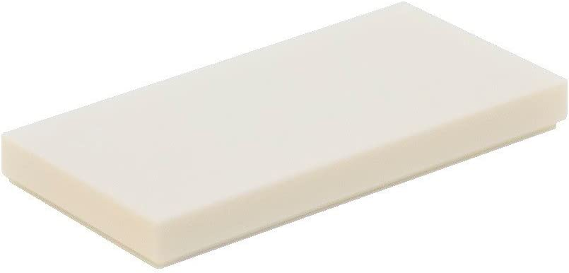 LEGO Parts and Pieces: White 2x4 Tile x50