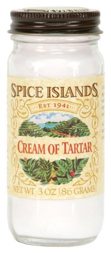 Spice Islands Cream of Tarter, 3-Ounce (Pack of 3) Home Grocery Product