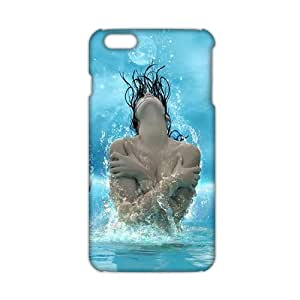 Sexy Girl 3D Phone Case for iPhone 6plus